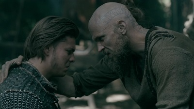 Vikings 05x01 : The Departed (Part 1)- Seriesaddict